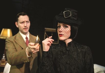 39 Steps-Production Shot 1