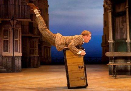 One Man Owain Arthur Suitcase