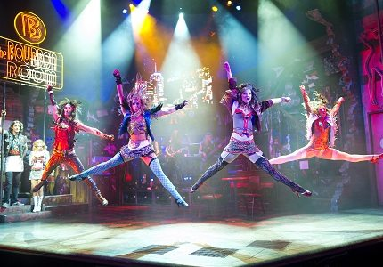 Rock of Ages production shot