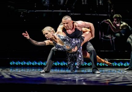 Burn the Floor Production Image Image 3