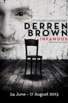 Derren Brown Infamous 100x150