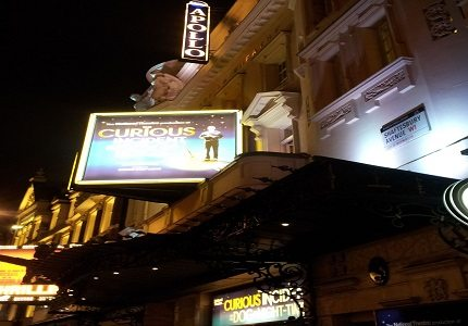 Apollo Theatre Curious Incident