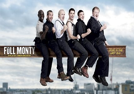 Full Monty musical London