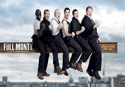 Full Monty musical London