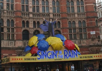 Singin' in the Rain Palace Theatre