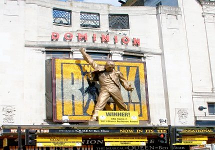 We Will Rock You Dominion Theatre