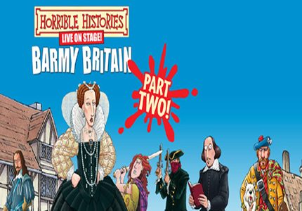 Horrible Histories part two
