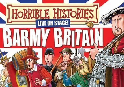 Horrible Histories pt 1
