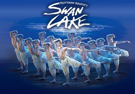 Mathew Bourne's Swan Lake big
