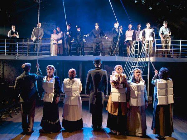 Titanic - Southwalk Playhouse 2 (credit Annabel Vere)