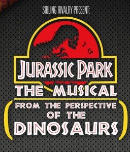 Upstairs at the Southern Cross - Jurassic Park the Musical