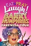 Barry Humphries Eat Pary Laugh palladium small