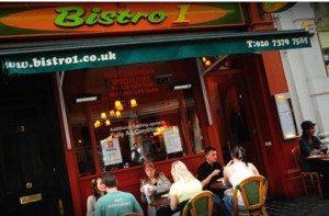 Bistro1 London