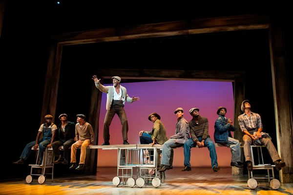 The Scottsboro Boys - Young Vic