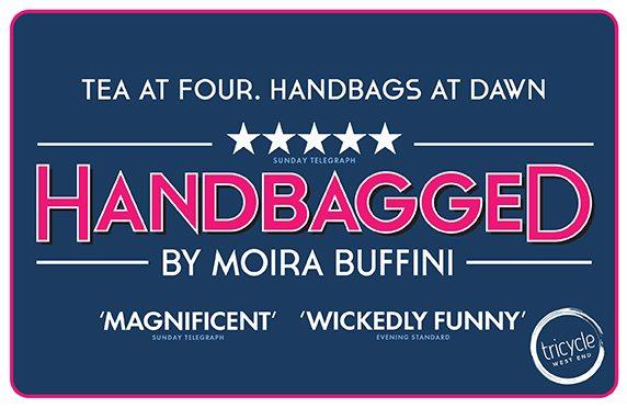 Handbagged poster