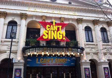 I Can't Sing! 430x300 OT size