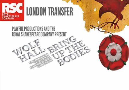 Bring up the bodies and wolf hall OT size