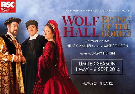 Marketing Wolf Hall Bring Up The Bodies OT