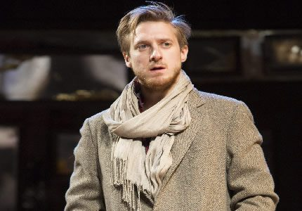 Official Theatre Arthur Darvill (Guy) in Once, photographer Joan Marcus