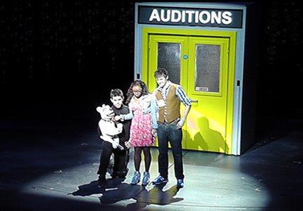 Production shot auditions ot