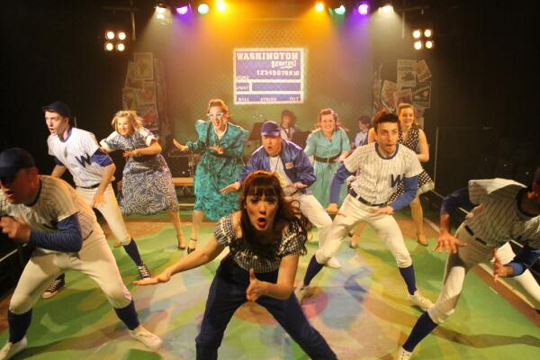 Brockley Jack Studio Damn Yankees