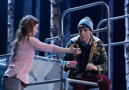Let The Right One In Production Shot official Theatre 2