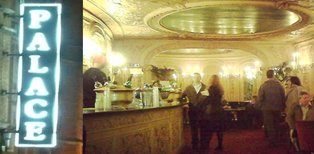 palace stalls bar