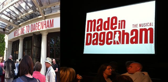 Made in Dagenham launch