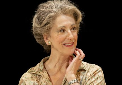 Elli (Maureen Lipman) in Daytona Photo Credit Johan Persson Official Theatre size