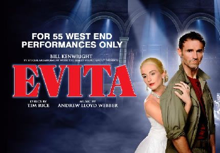 Evita Dominion Marti Pellow