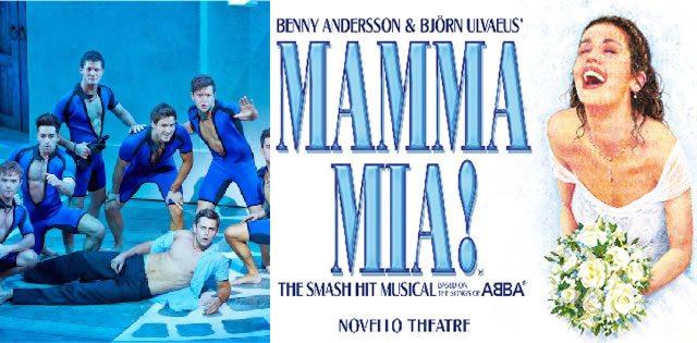 Mamma Mia is Sky Gay