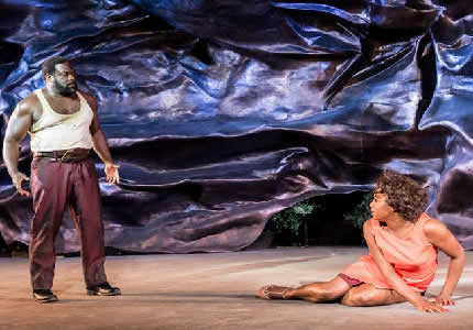 Porgy and Bess Review London 2014