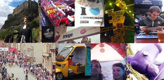 We heart Edinburgh
