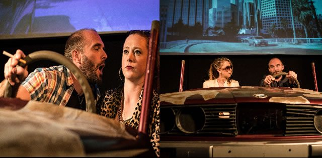 Autobahn Kings Head Theatre Review