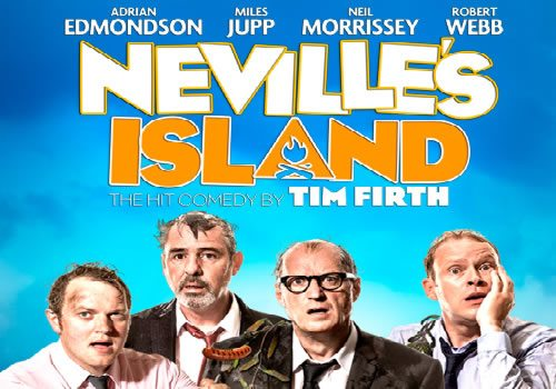 Neville's Island Duke of York's Theatre Official