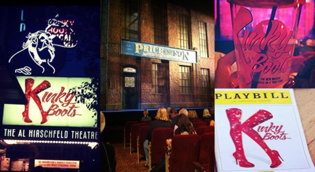 Kinky Boots London review