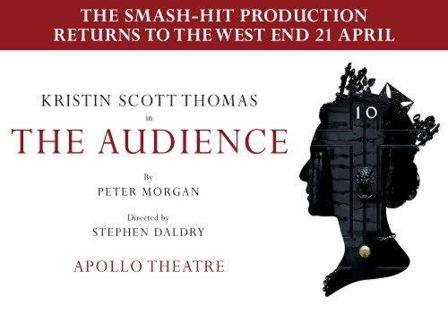 The Audience Kristin Scott Thomas
