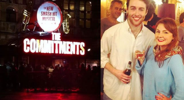 The Commitments birthday