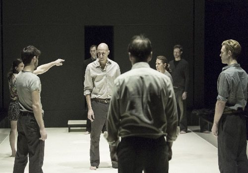 A View from the Bridge cast OT