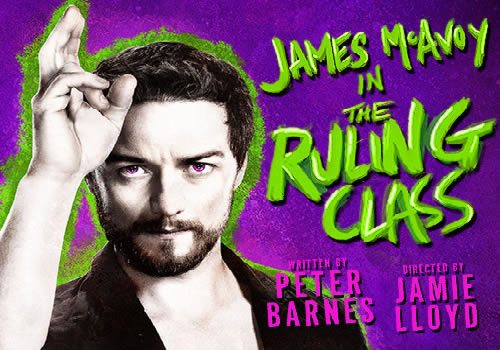 The Ruling Class Official Theatre Trafalgar Studios