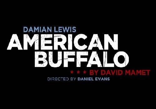 American Buffalo Wyndhams Theatre Official