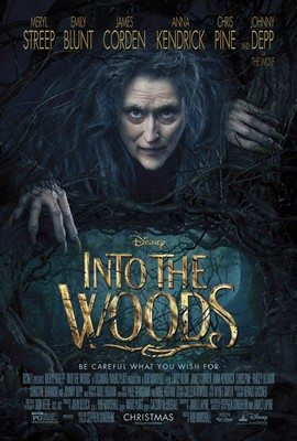 Rob Marshall and John DeLuca Into The Woods Interview