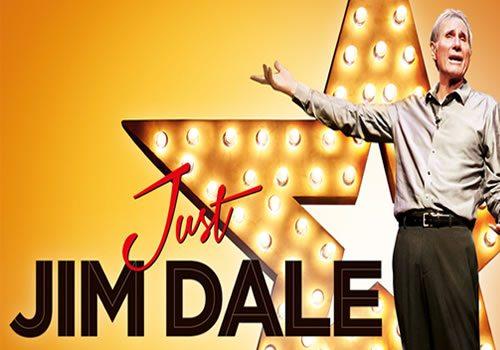 Just Jim Dale Larger Pictire