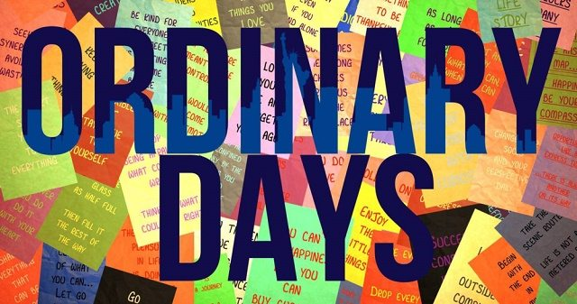 Ordinary Days Review Rosemary Branch Theatre