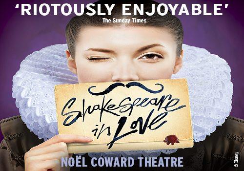 Shakespeare in Love Noel Coward Theatre London