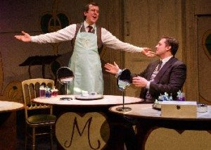 She Loves Me, Landor Theatre David Herzog