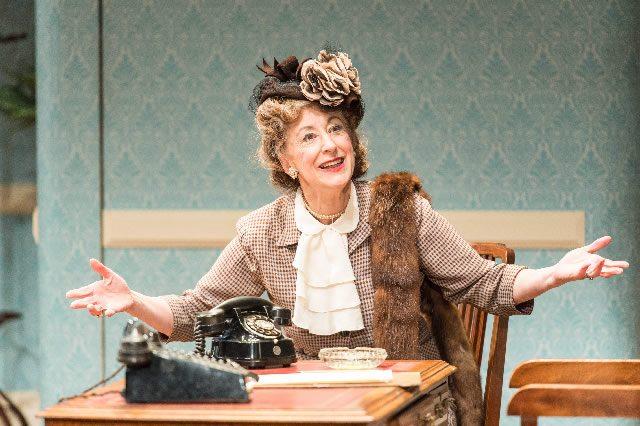 Harvey Review Maureen Lipman