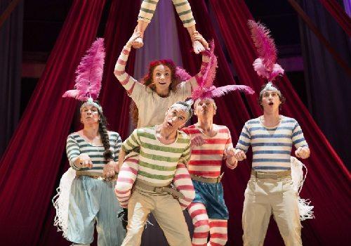 Hetty Feather Vaudeville Theatre