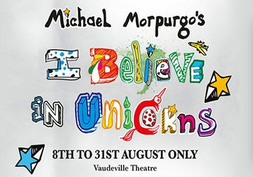 I Believe in Unicorns 500x350