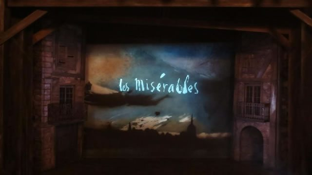 Les Mis broadway imperial Theatre